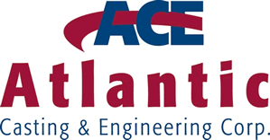 ACE Atlantic Casting & Engineering Corporation Logo